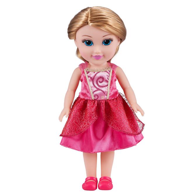Sparkle Girlz - Modepuppe - Prinzessin - pink