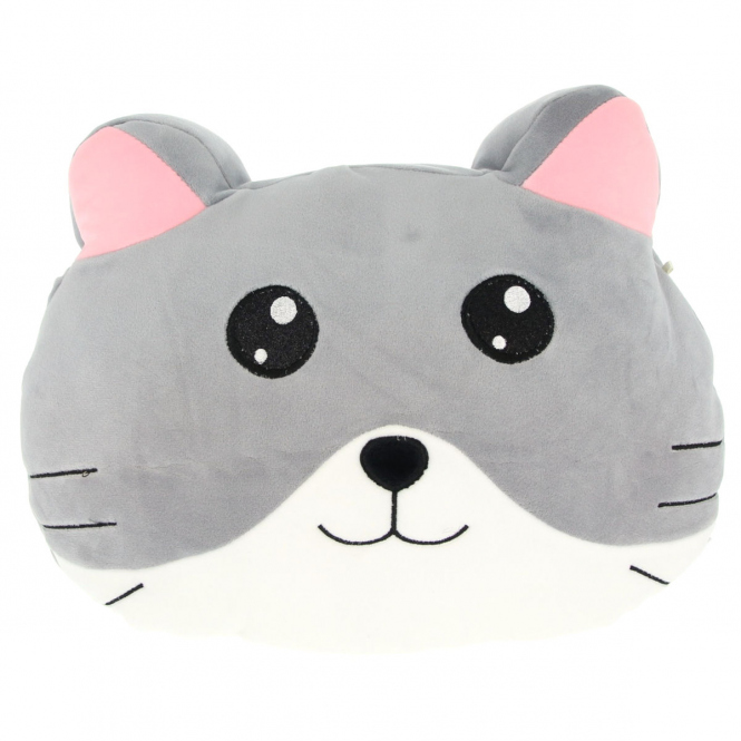 Plüsch Handwärmer - Katze