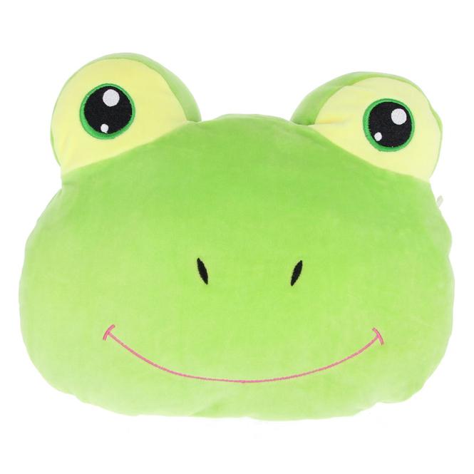 Plüsch Handwärmer - Frosch