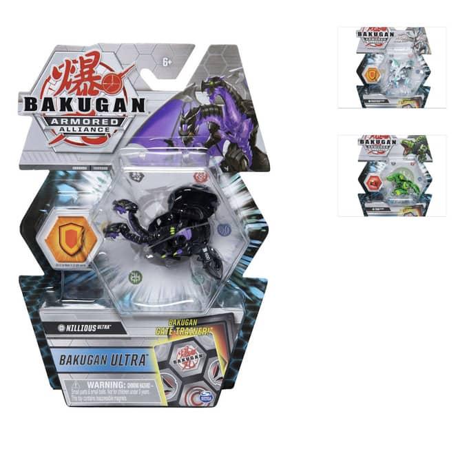 Bakugan - Armored Alliance - Ultra Ball - Spielset - 1 Stück
