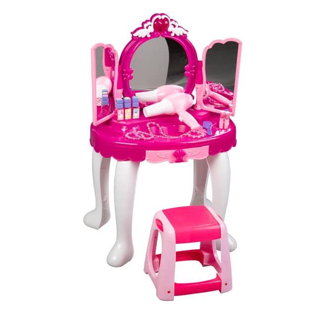 Besttoy - Kinder Schminktisch - rosa
