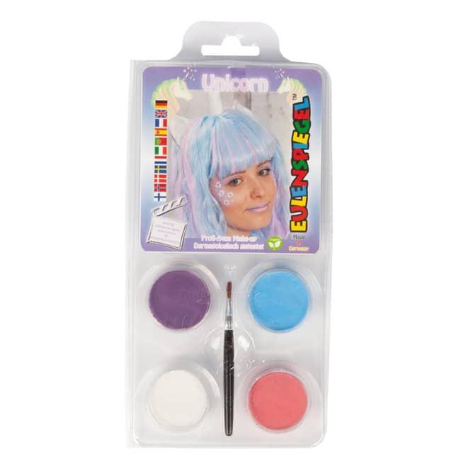 Schminkset - Einhorn - Make-up mit Zubehör