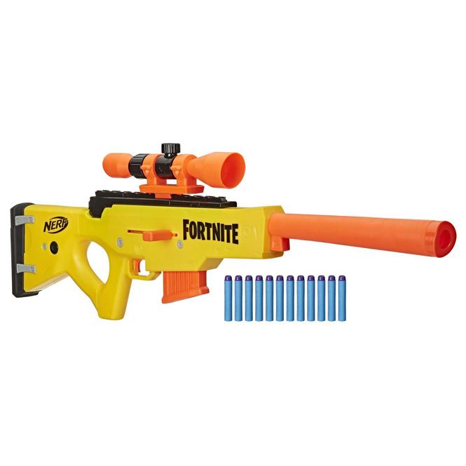 Fortnite - Nerf Softdartpistole BASR-L