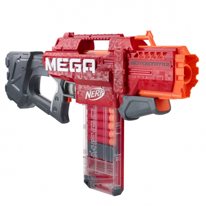 Nerf - Mega Motostryke