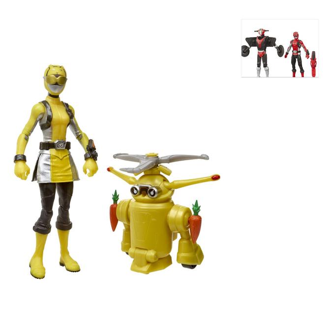 Power Rangers - Beast Morphers - 2er Pack