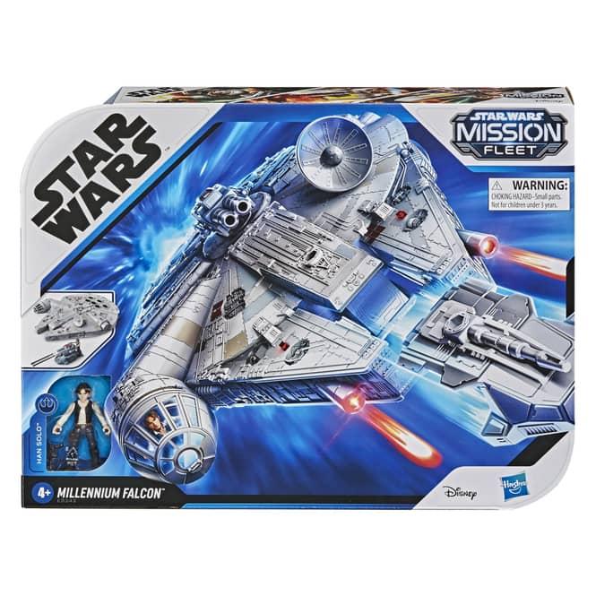 Star Wars - Mission Fleet - Han Solo Millennium Falke