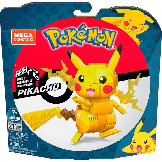 Pokémon - Mega Construx - Pikachu