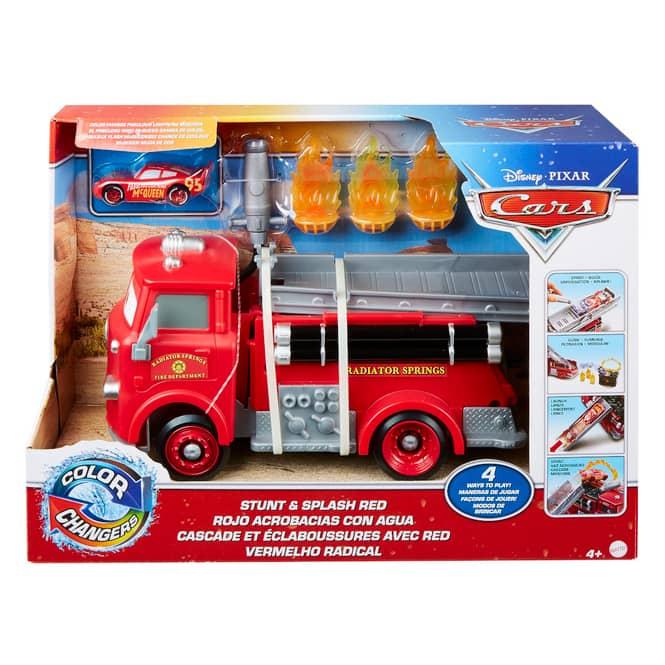 Cars - Spielset - Stunt & Splash Red