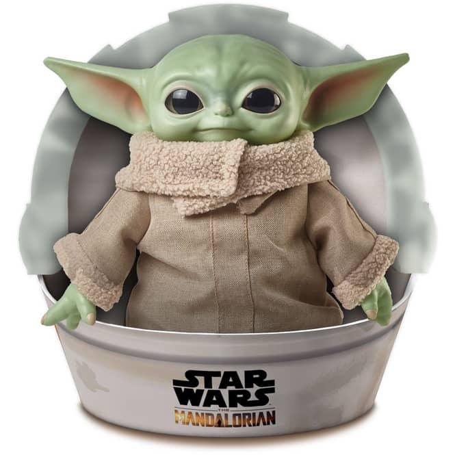 Star Wars - Das Kind - Plüsch Baby Yoda