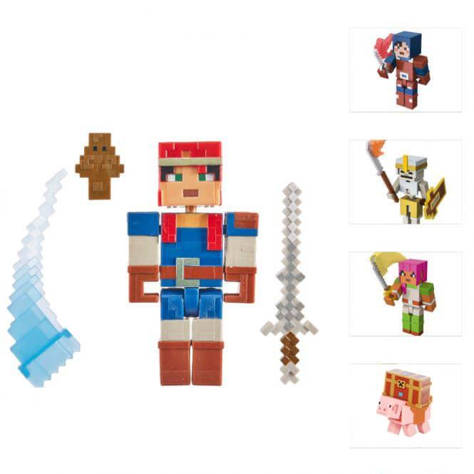 Minecraft - Dungeons - Sammelfigur - 1 Stück