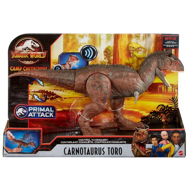 Jurassic World - Carnotaurus Toro Actionfigur