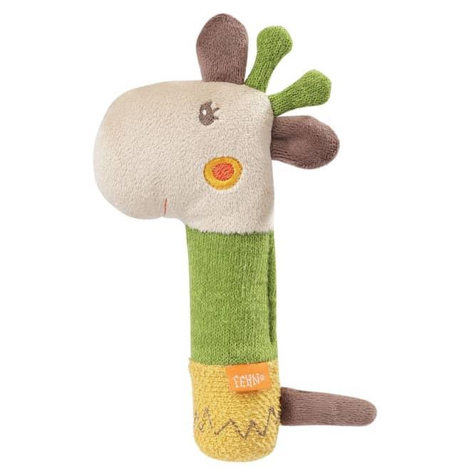 Fehn - Stabgreifling - Giraffe - Loopy und Lotta