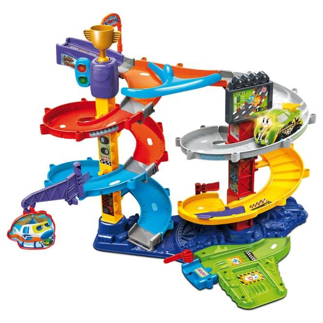 VTech - Tut Tut Baby Flitzer - 2-in-1 Turboturm