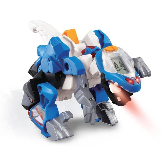 VTech - Switch & Go Dinos - Velociraptor - blau