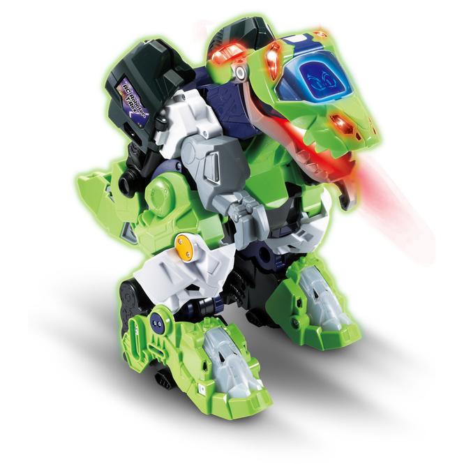 VTech - Switch & Go Dinos - RC Roboter-T-Rex - grün