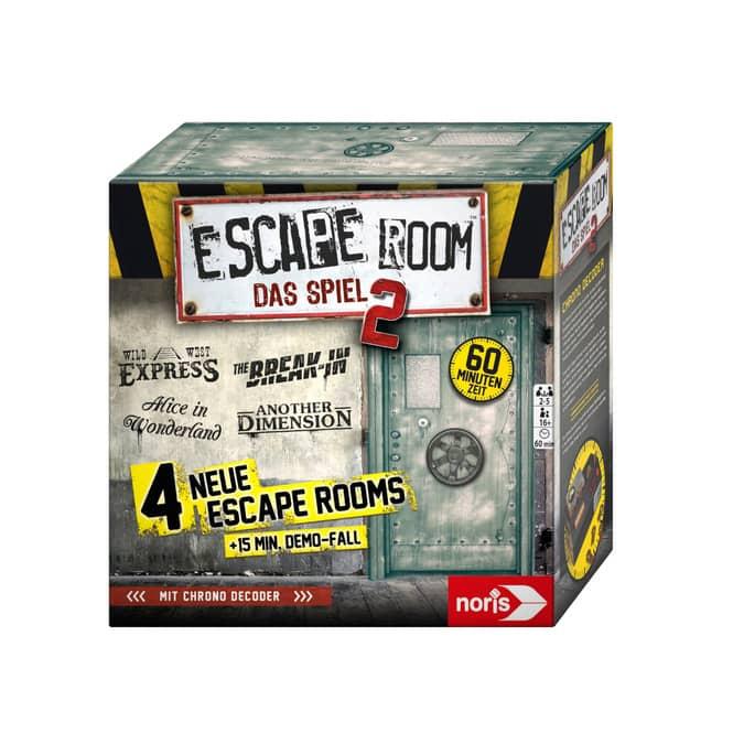 Escape Room - Das Spiel 2 von Noris