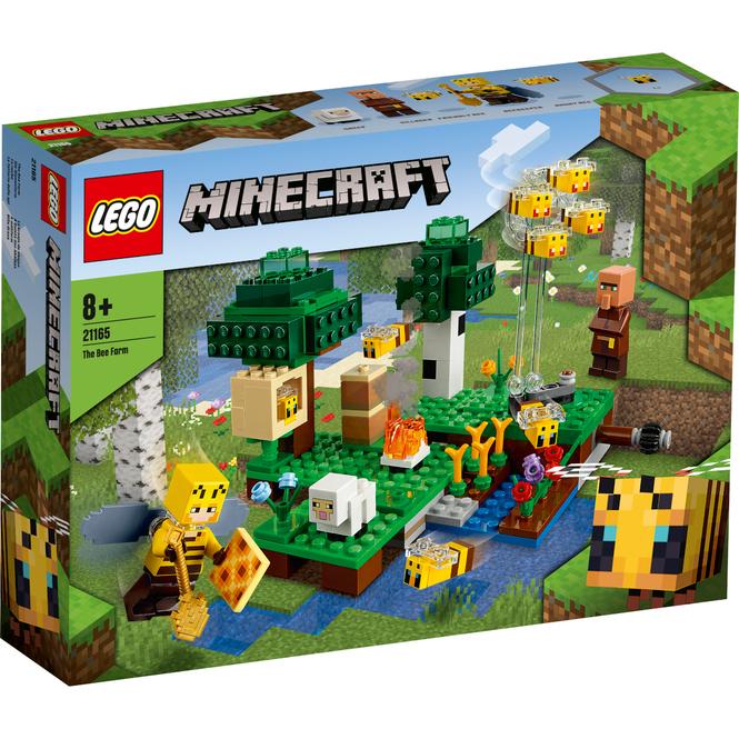 LEGO® Minecraft™ 21165 - Die Bienenfarm