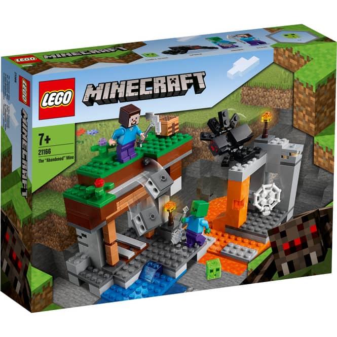 LEGO® Minecraft™ 21166 - Die verlassene Mine