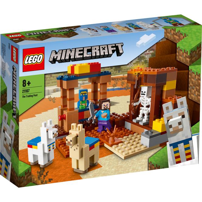 LEGO® Minecraft™ 21167 - Der Handelsplatz