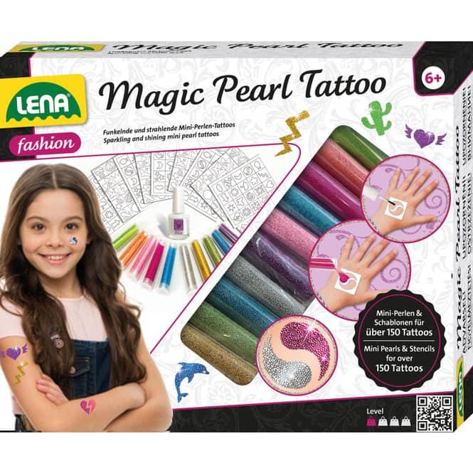 LENA - Magic Pearl Tattoo