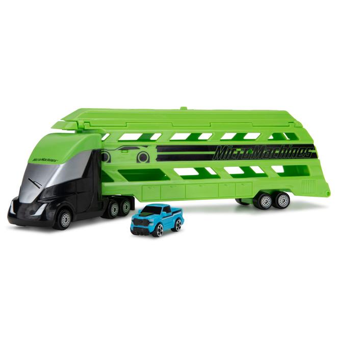 MicroMachines - Transporter