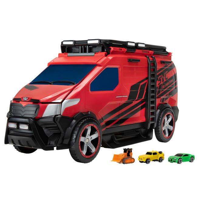 MicroMachines - Super Van City