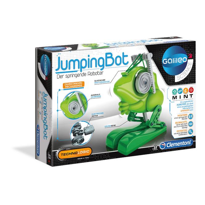 Galileo - JumpingBot - Clementoni