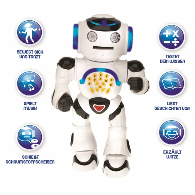 Powerman Roboter