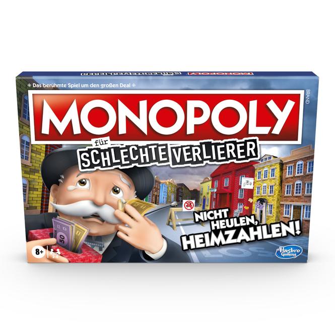 Monopoly für schlechte Verlierer - Hasbro Gaming