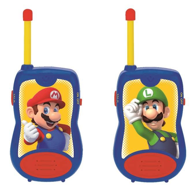 Super Mario - Walkie Talkies