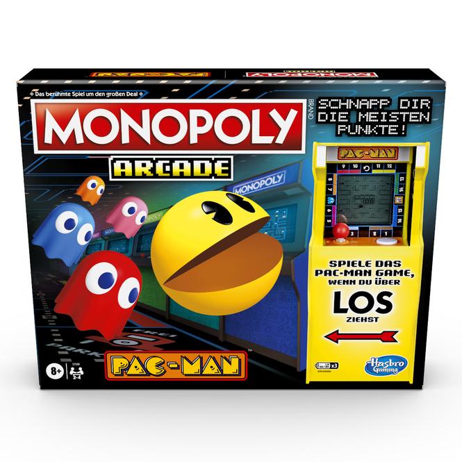 Monopoly Arcade Pac-Man - Hasbro Gaming