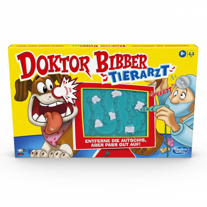 Doktor Bibber Tierarzt - Hasbro Gaming