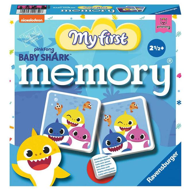 Baby Shark - My first Memory
