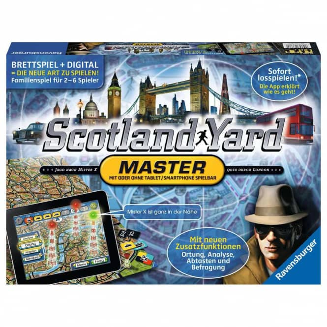 Scotland Yard Master - Ravensburger