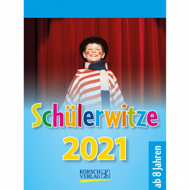 Kalender - Schülerwitze 2021