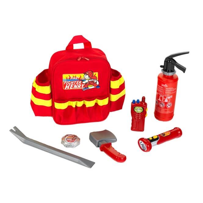 Feuerwehr-Rucksack - mit Zubehör
