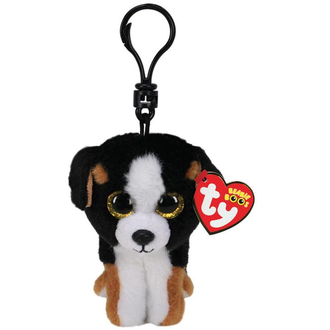 Schlüsselanhänger - Hund Roscoe - 7 cm -Ty