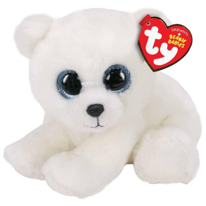 Beanie Babies - Polarbär Ari - 20 cm - Ty