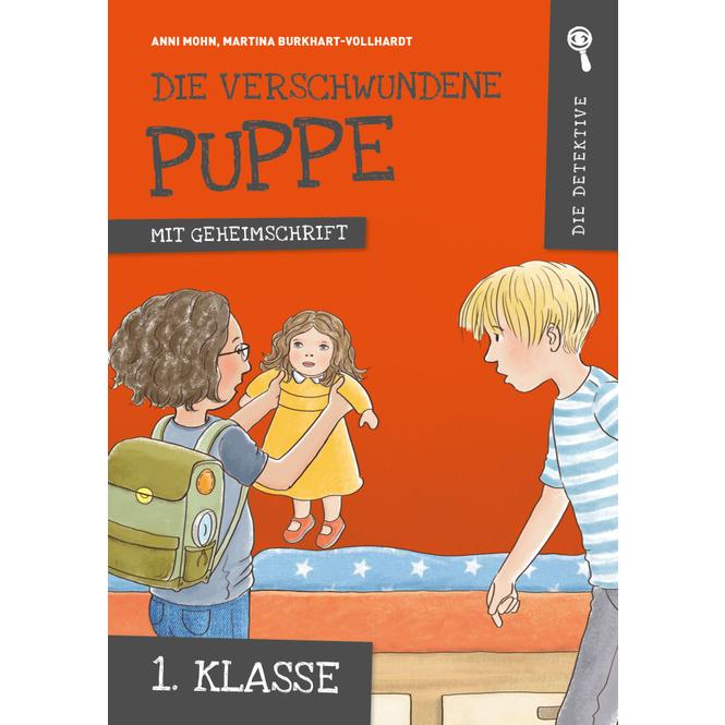 Die Detektive - Die verschwundene Puppe - 1. Klasse