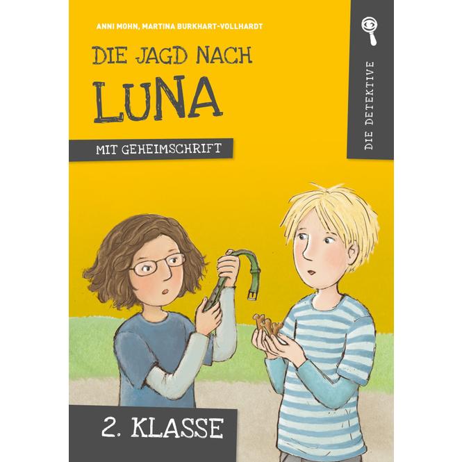 Die Detektive - Die Jagd nach Luna - 2. Klasse