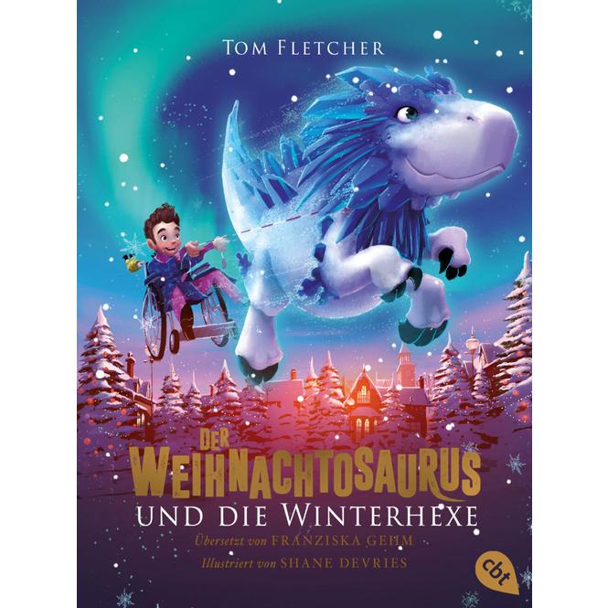 Der Weihnachtosaurus und die Winterhexe - Band 2