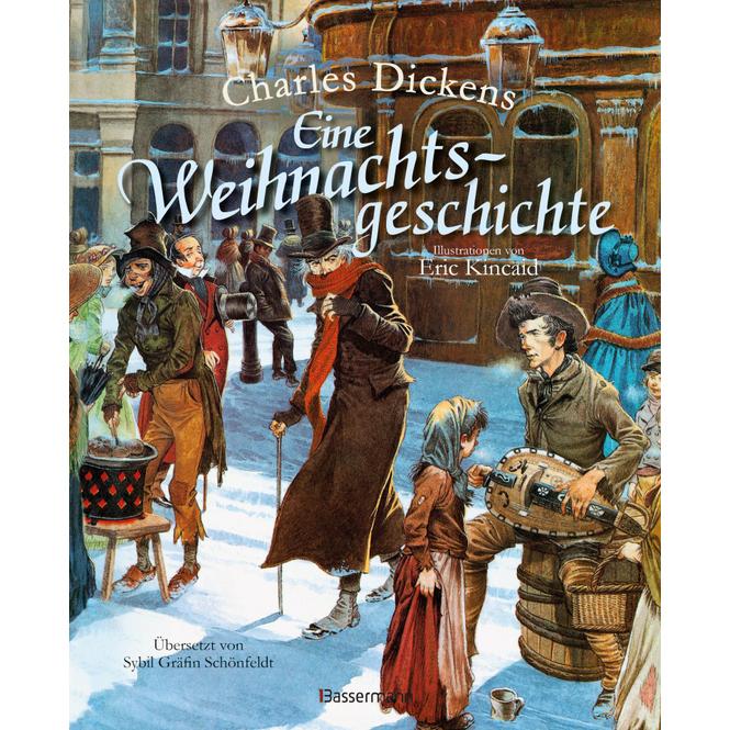 Charles Dickens - Eine Weihnachtsgeschichte - Klassiker der Kinderliteratur - Band 16