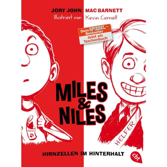 Miles&Niles - Hirnzellen im Hinterhalt  - Band 1