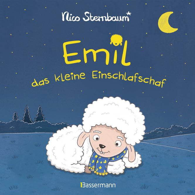Emil, das kleine Einschlafschaf