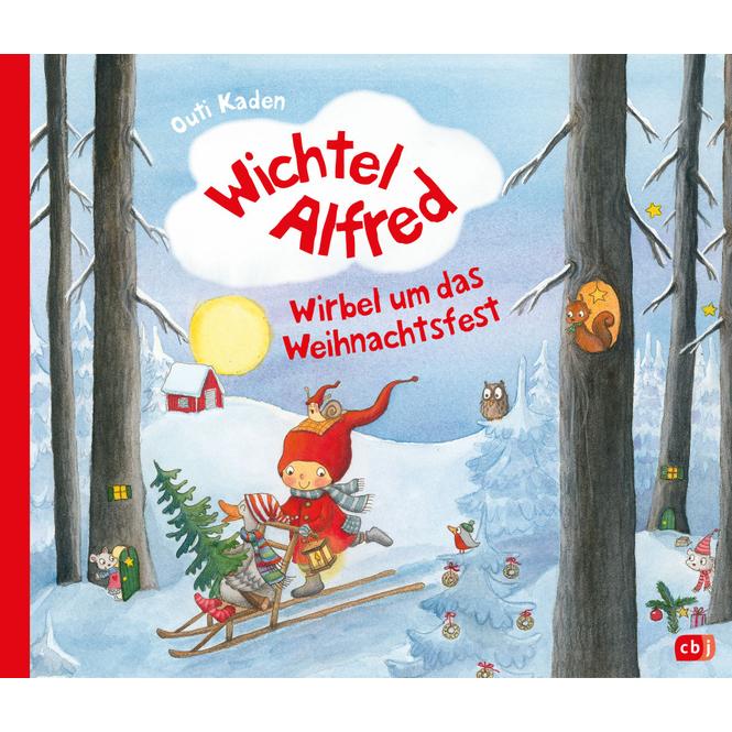 Wichtel Alfred - Wirbel um das Weihnachtsfest - Band 2