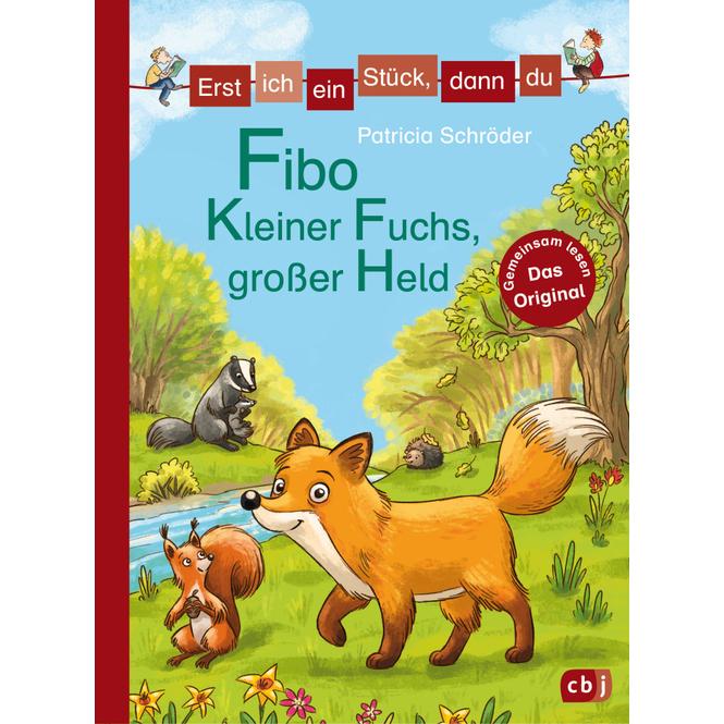 Fibo - Kleiner Fuchs, großer Held - Erst ich ein Stück, dann du - Original - Band 39