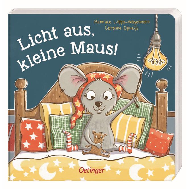 Licht aus, kleine Maus!