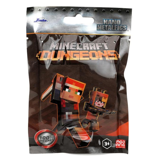Minecraft - Dungeons Nano Metalfigs - Sammelfigur - 1 Stück