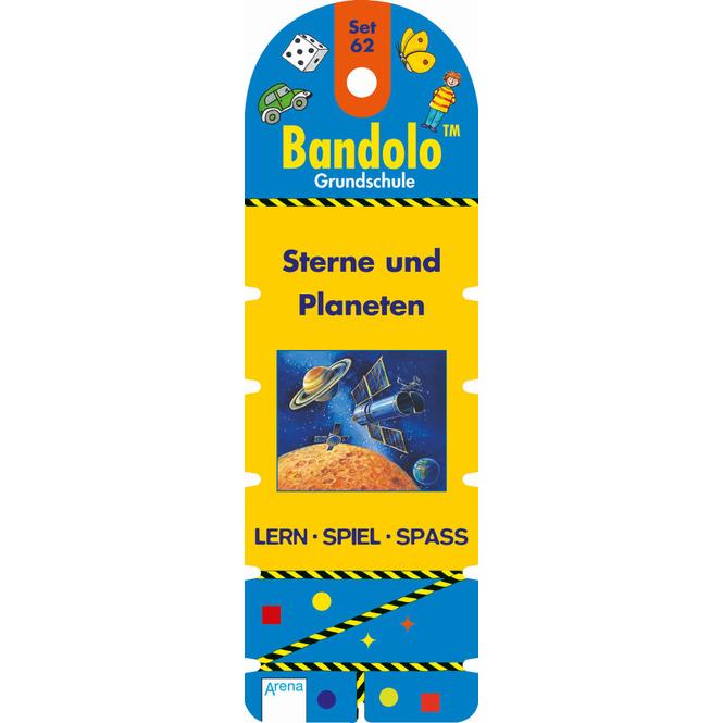 Bandolo - Set 62 - Sterne und Planeten