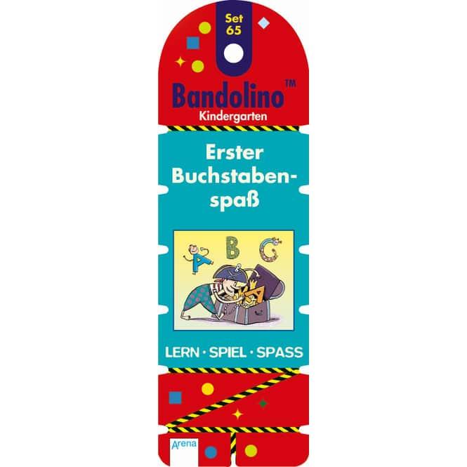 Bandolino - Set 65 - Erster Buchstabenspaß